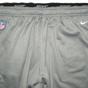 AJ Francis Player Issued Gray Miami Dolphins #76 Nike Therma-Fit 3XL Sweatpants
