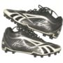 Adam Hayward Tampa Bay Buccaneers Game Worn & Signed Black & White Reebok Cleats