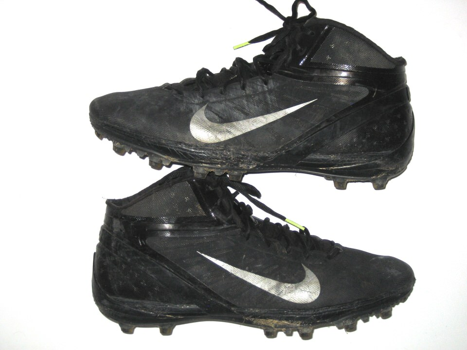 NFL Jerseys Sale - Darren Fells Arizona Cardinals Game Worn & Signed Nike Cleats