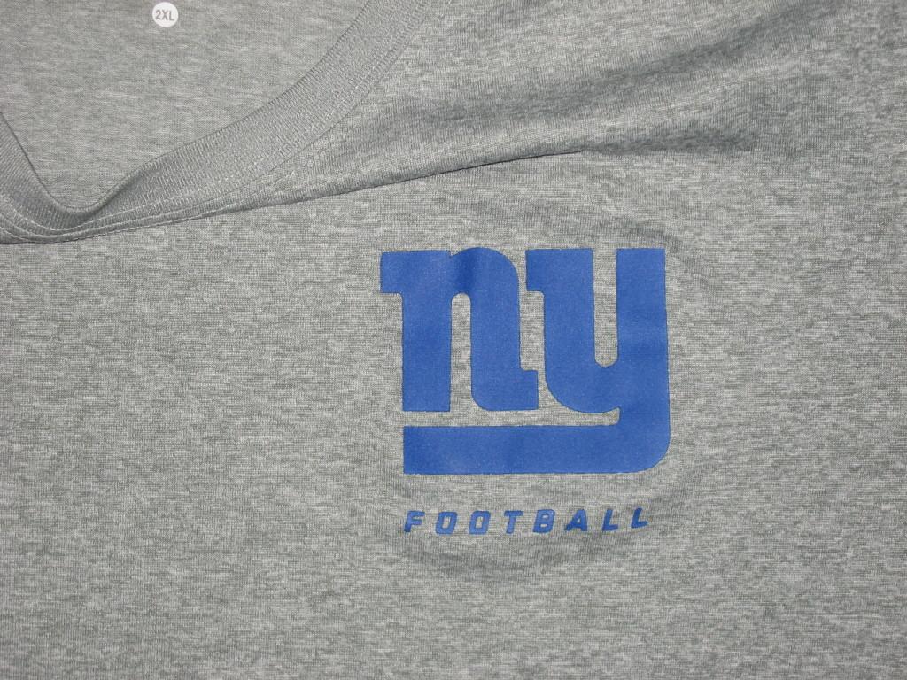 Kerry Wynn 2014 Rookie Player Issued New York Giants  69 Long Sleeve Nike  XXL Shirt 9503adba6