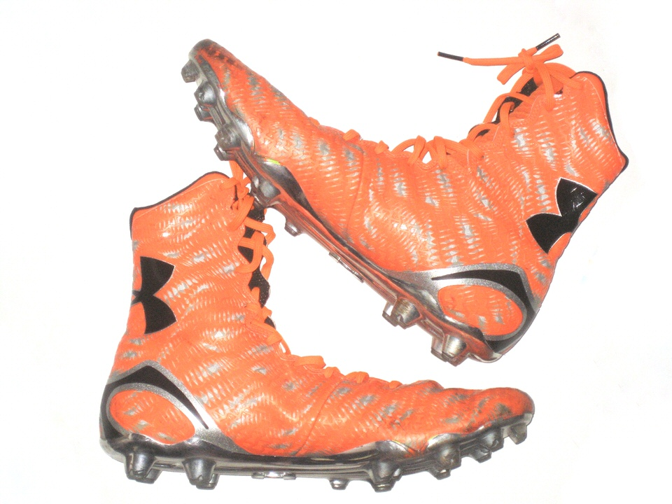 2015 under armour cleats
