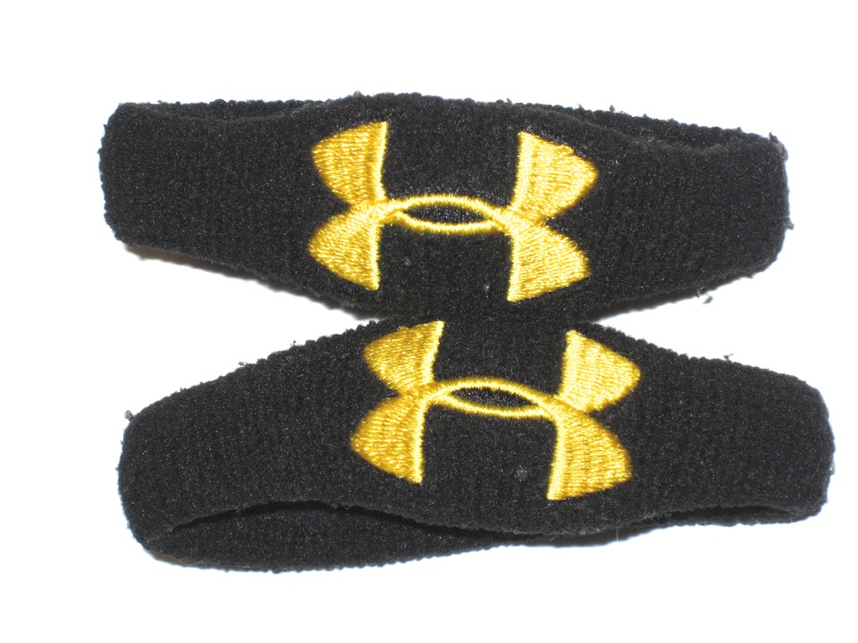 black and yellow under armour