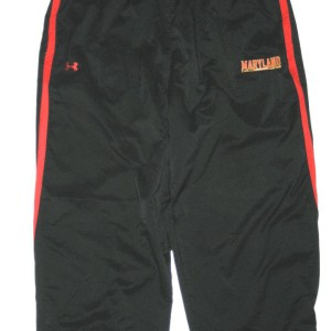 AJ Francis Travel Worn Maryland Terrapins %22TERRAPINS%22 Under Armour 4 XL Pants-Main