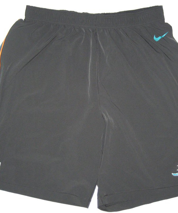 db99812197b020 ... ireland aj francis training worn miami dolphins 96 nike speed vent  performance shorts 64031 79cc5 ...