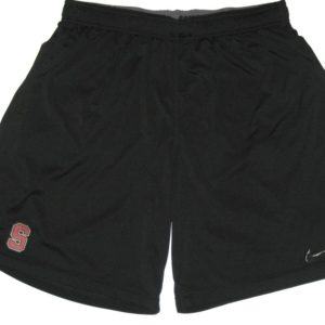 Devon Cajuste Practice Worn & Signed Official Stanford Cardinal Nike Dri-Fit XL Shorts