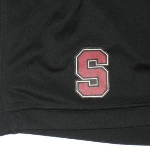 Devon Cajuste Practice Worn & Autographed Official Stanford Cardinal Nike Dri-Fit Shorts