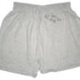 AJ Francis Washington Redskins Autographed & Worn Gray Cold Tub 3XL Shorts