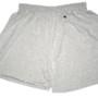 AJ Francis Washington Redskins Signed & Worn Gray Cold Tub 3XL Shorts