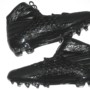 David Morgan Minnesota Vikings 2016 Rookie Practice Worn & Signed All-Black Adidas Cleats
