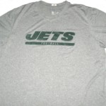 Demario Davis 2013 Training Camp Worn & Signed New York Jets Football #56 Nike Dri-Fit XXL Shirt