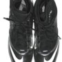 Frank Summers Buffalo Bills Game Worn & Signed Black & Silver Nike Superbad Pro Cleats