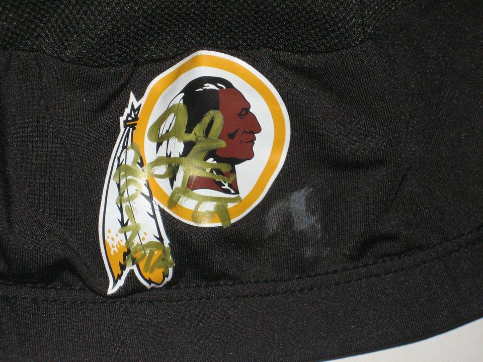 AJ Francis 2017 OTA s Worn   Signed Official Washington Redskins New ... e3b345162
