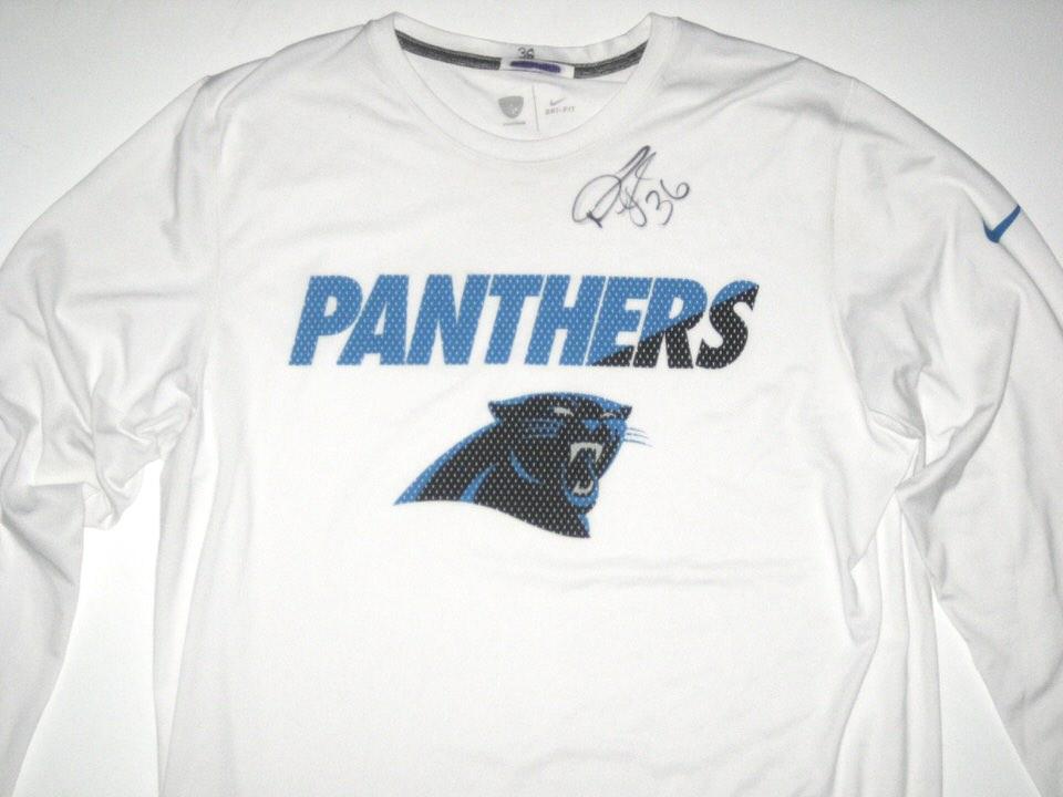 carolina panthers long sleeve shirt