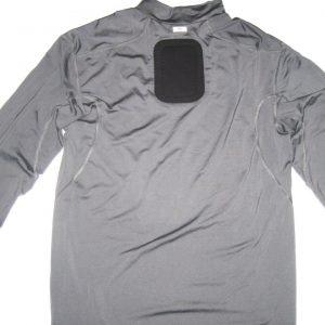 Jay Bromley 2016 New York Giants #96 Training Worn & Signed Long Sleeve Nike Pro 3XL Shirt