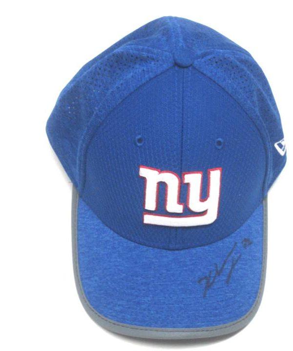 sale retailer 999e2 41b10 Kerry Wynn 2017 Training Camp Worn   Signed New York Giants New Era  39Thirty Cap
