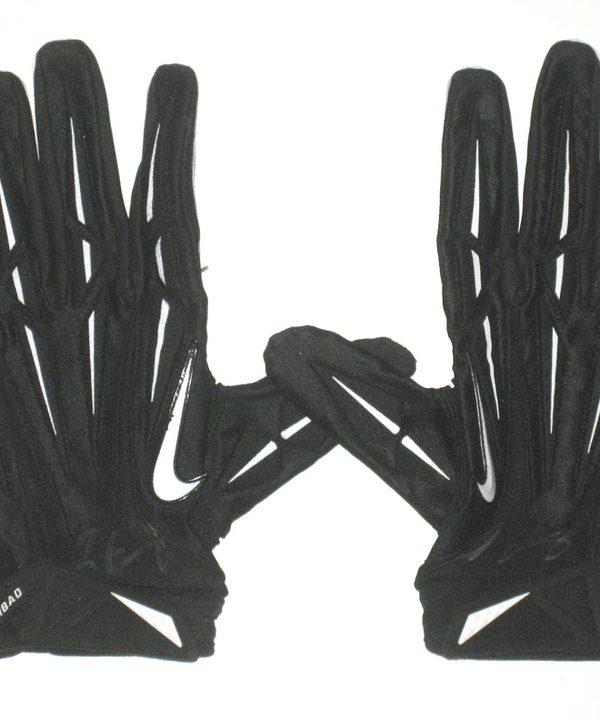 jay bromley new york giants practice worn signed black. Black Bedroom Furniture Sets. Home Design Ideas