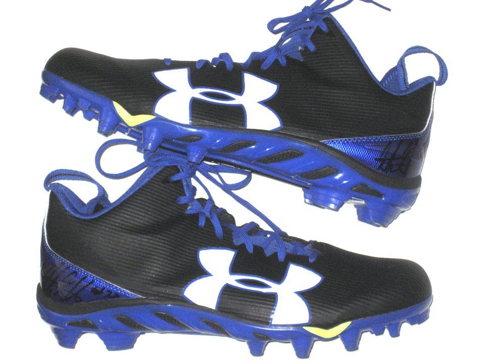 auburn under armour shoes