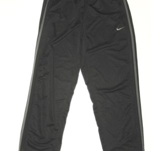 Ryan Bee Marshall Thundering Herd Training Worn Black & Gray Nike XXL Sweatpants